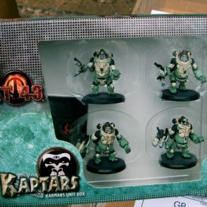 AT-43 Rackham Kaptars Karmans unit box @sold@